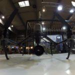dron DJI Inspire 2 kamera