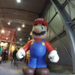 Model hobby 2017 for games Mario