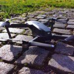 re-dron dron DJI Mavic Pro zezadu